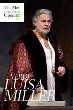 Luisa Miller: Met Opera Live Box Art