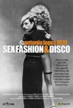 Antonio Lopez 1970: Sex Fashion & Disco Box Art