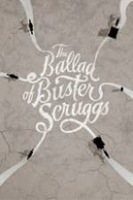 The Ballad of Buster Scruggs Box Art