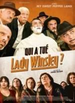 Who Killed Lady Winsley? Box Art