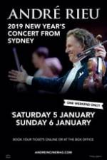 André Rieu - New Year's Concert from Sydney Box Art