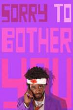 Sorry to Bother You Box Art