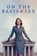 On the Basis of Sex Box Art