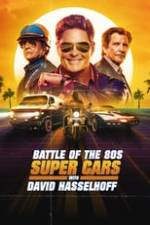 Battle of the 80s Supercars with David Hasselhoff Box Art