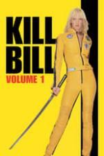 Kill Bill: Vol. 1 Box Art
