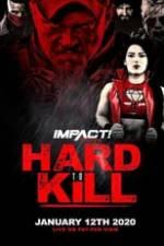 Impact Wrestling: Hard to Kill Box Art