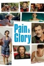 Pain and Glory Box Art
