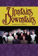 Upstairs, Downstairs Box Art