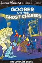 Goober and the Ghost Chasers Box Art