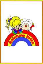 Rainbow Brite Box Art