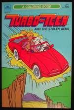Turbo Teen Box Art