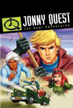 The Real Adventures of Jonny Quest Box Art