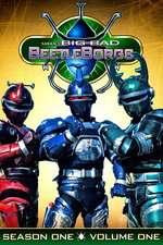 Big Bad Beetleborgs Box Art