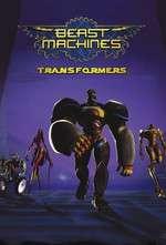 Transformers: Beast Machines Box Art