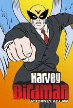 Harvey Birdman, Attorney at Law Box Art