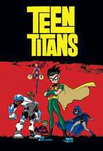 Teen Titans Box Art