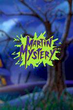 Martin Mystery Box Art