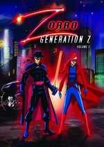 Zorro: Generation Z Box Art