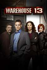 Warehouse 13 Box Art