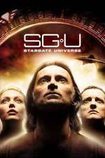 Stargate Universe Box Art