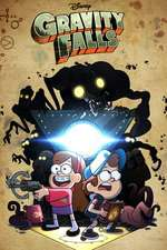 Gravity Falls Box Art