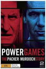 Power Games: The Packer-Murdoch Story Box Art