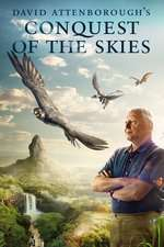 David Attenborough's Conquest of the Skies Box Art