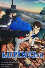 Lupin the Third Part 4 Box Art