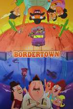 Bordertown Box Art