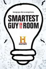 Smartest Guy in the Room Box Art