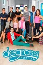 Degrassi: Next Class Box Art