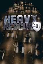 Heavy Rescue: 401 Box Art