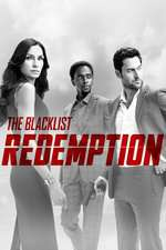 The Blacklist: Redemption Box Art
