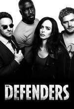 Marvel's The Defenders Box Art