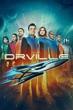 The Orville Box Art