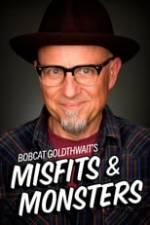 Bobcat Goldthwait's Misfits & Monsters Box Art