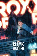 Marvel's Cloak & Dagger Box Art