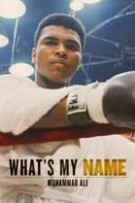 What's My Name | Muhammad Ali Box Art