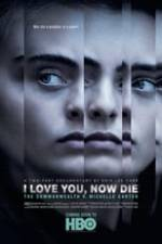 I Love You, Now Die: The Commonwealth v. Michelle Carter Box Art