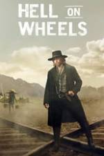 Hell on Wheels Box Art