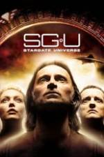 Stargate Universe Box Art