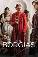 The Borgias Box Art