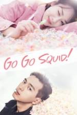 Go Go Squid! Box Art