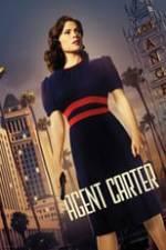Marvel's Agent Carter Box Art