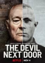 The Devil Next Door Box Art